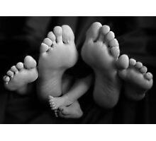 Family portrait Photographic Print