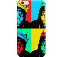 Biggie Warhol iPhone Case/Skin