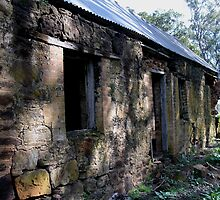 photoj Australia's-South Australia old homestead by photoj
