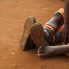 Ugandan Children by Jane Smith