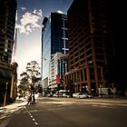 Perth CBD: Filter Study by Scott G Trenorden