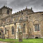 Saxon Church  by Rich Fletcher