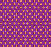 Bold Polka Dots by ArtfulDoodler