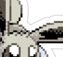 eevee pixel shiny Sticker