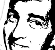 dean martin t-shirt Sticker