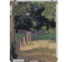National Cemetery Danville VA iPad Case/Skin