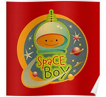 Space Boy! Poster