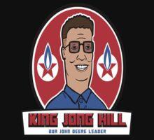Kim Jong Hill by tyroneredbubble