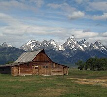 Homesteader Barn by CraigL