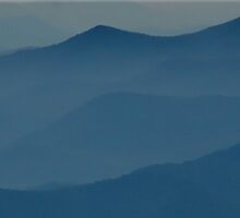 Blue Ridge Mountains II  by Gary L   Suddath