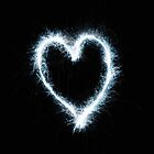Sparkling Heart by Andrew Bret Wallis