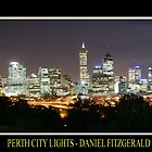 Perth City Lights by Daniel Fitzgerald