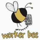 Worker Bee - IT/office by Corrie Kuipers