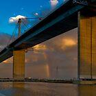 The West Gate Bridge by Marcel Lee