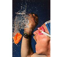 Waterburst Photographic Print