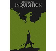 Dragon Age Inquisition Photographic Print
