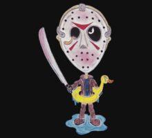 Horror Movie Killer Caricature by MMPhotographyUK