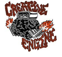 Creative Engine by ThePencilClub