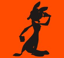 Daxter Silhouette - Black by 4xUlt