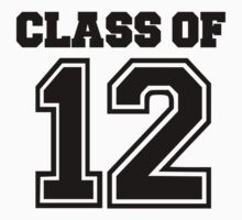 Class of 2012 by Designzz