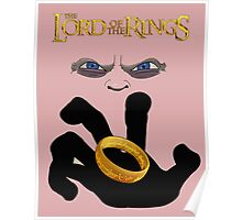 The Lord of the rings. Poster