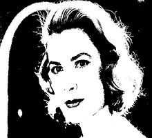 Grace Kelly Dares To Smile by Museenglish