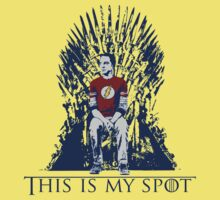 The Iron Throne Paradox Kids Clothes