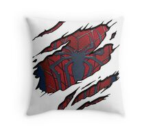 The Peter Parker Within You Throw Pillow