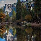 Reflections in Yosemite by matt1960