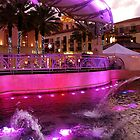 CITY PLACE AT NIGHT by FL-florida