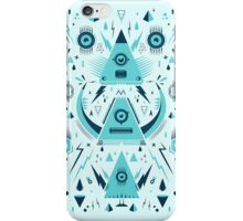 Triangle Alien Transformer Attack  iPhone Case/Skin