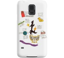 The Infernal Devices collage Samsung Galaxy Case/Skin