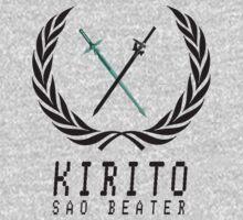 Sword Art Online: Kirito the SAO Beater by dictionaried