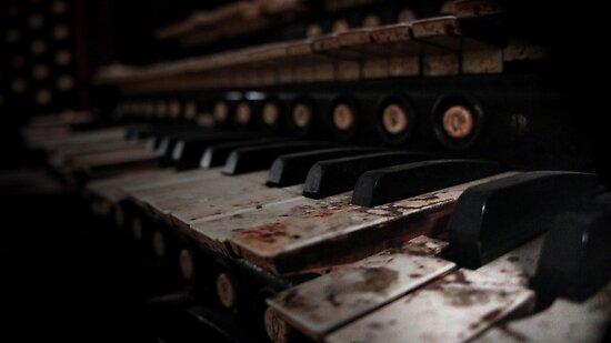 Bloody Keys by Jessica Liatys