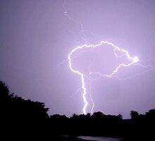 Lightning Etch A Sketch by waynerbartlett