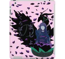 Kurobara no Majo Izayoi Aki iPad Case/Skin