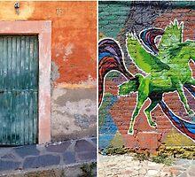 San Miguel de Allende - Postcard 10 by lesyeuxheureux