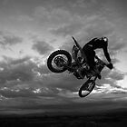 Motor X jump by Viv van der Holst