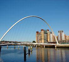 Millennium Bridge by Andy Harris