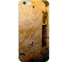 The Old Wall iPhone Case/Skin