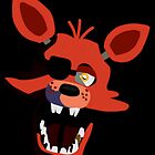 Five Nights At Freddy's Foxy by ArexTheCat