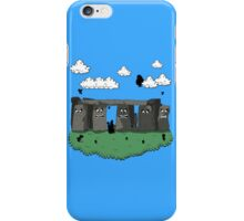 Thwomphenge iPhone Case/Skin