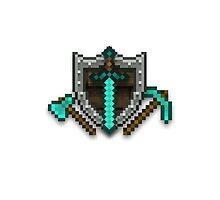Diamond Sword by ElementaI