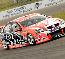 Todd Kelly - Team Holden V8 Supercar driver by Paul Quinn