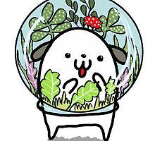 Fluffy Terrarium by fluffymafi