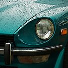 Datsun 240Z after a shower by Alexh