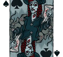 Vampire Queen of Spades by pixbyr