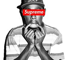 Tyler the Creator Supreme by summerslamec