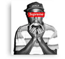 Tyler the Creator Supreme Canvas Print