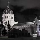 Royal Exhibition Building by whoalse